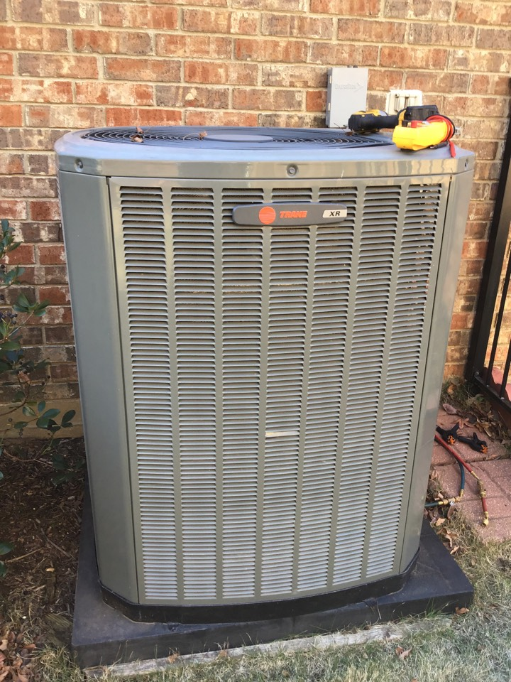 Highland Village, TX - Furnace maintenance and coil cleaning