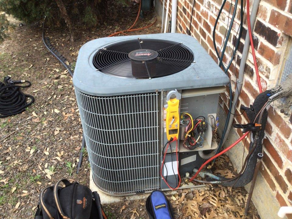Little Elm, TX - Air Conditioning Maintenance