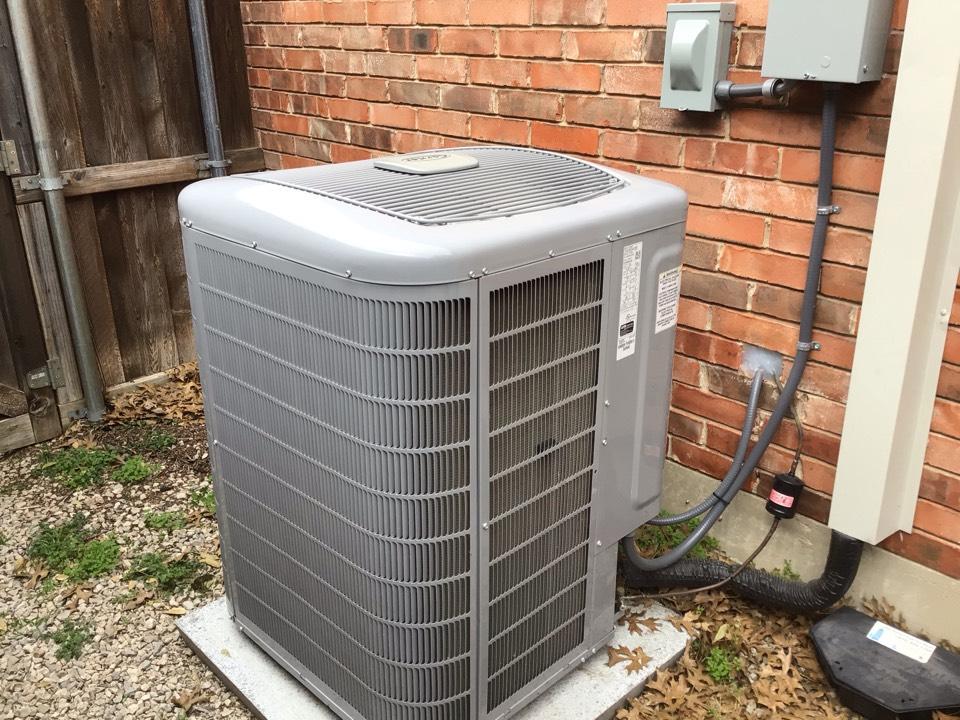 Dallas, TX - Air Conditioning Maintenance