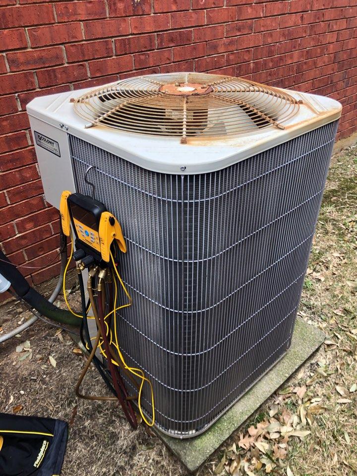 Flower Mound, TX - Air conditioning maintenance