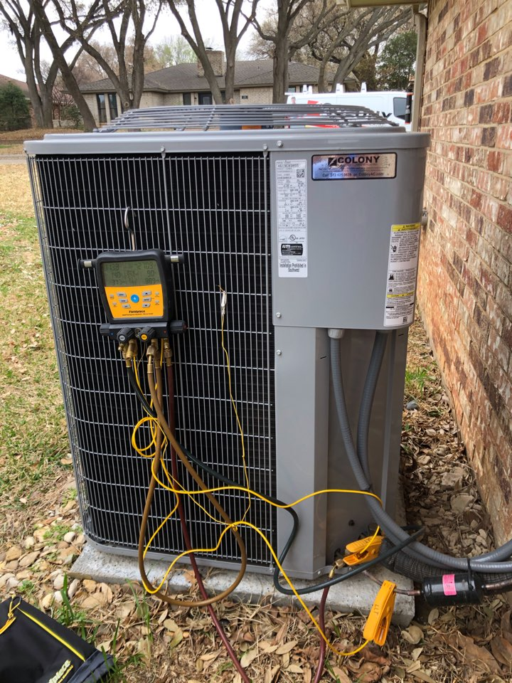 Lewisville, TX - Carrier Air conditioning maintenance