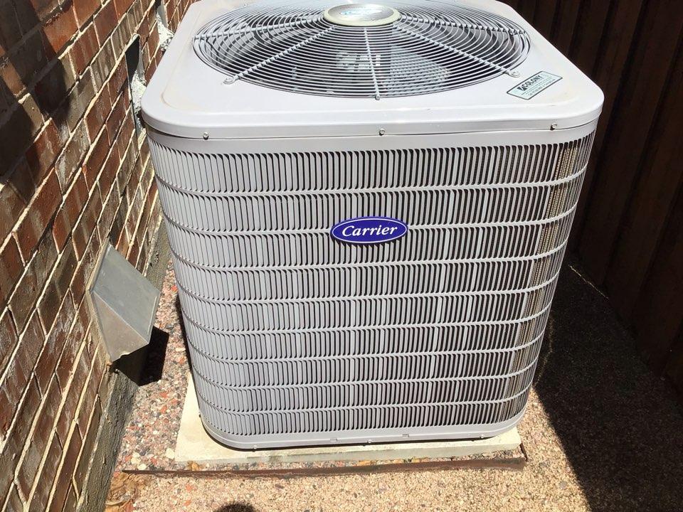 Lewisville, TX - Air Conditioning Maintenance
