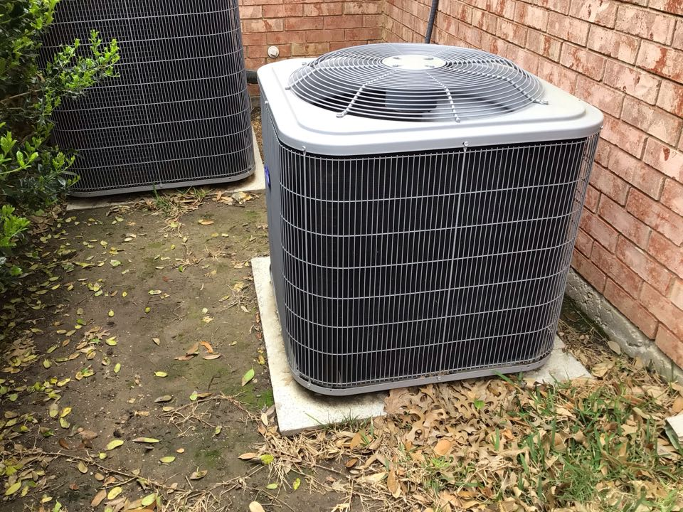 Plano, TX - Annual Cooling Maintenance