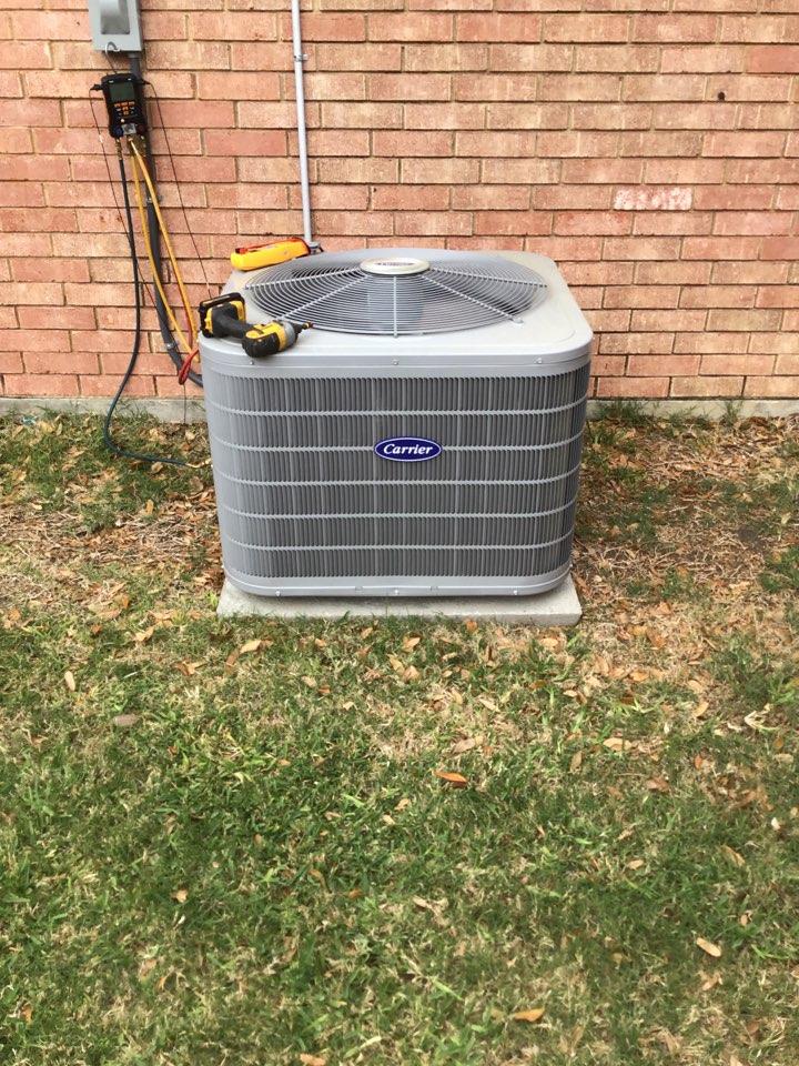 Plano, TX - Air conditioning maintenance, AC maintenance, AC tune up, air conditioning company, coil cleaning