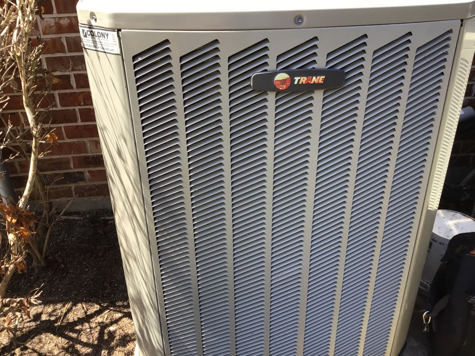 The Colony, TX - Annual Cooling Maintenance