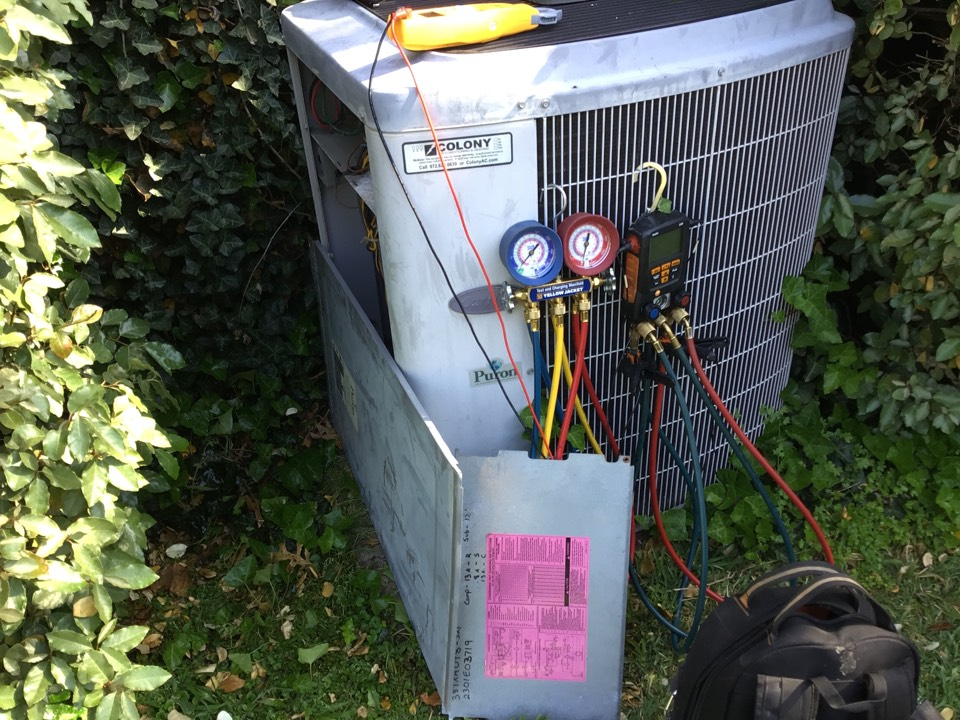 Dallas, TX - Annual Cooling Maintenance
