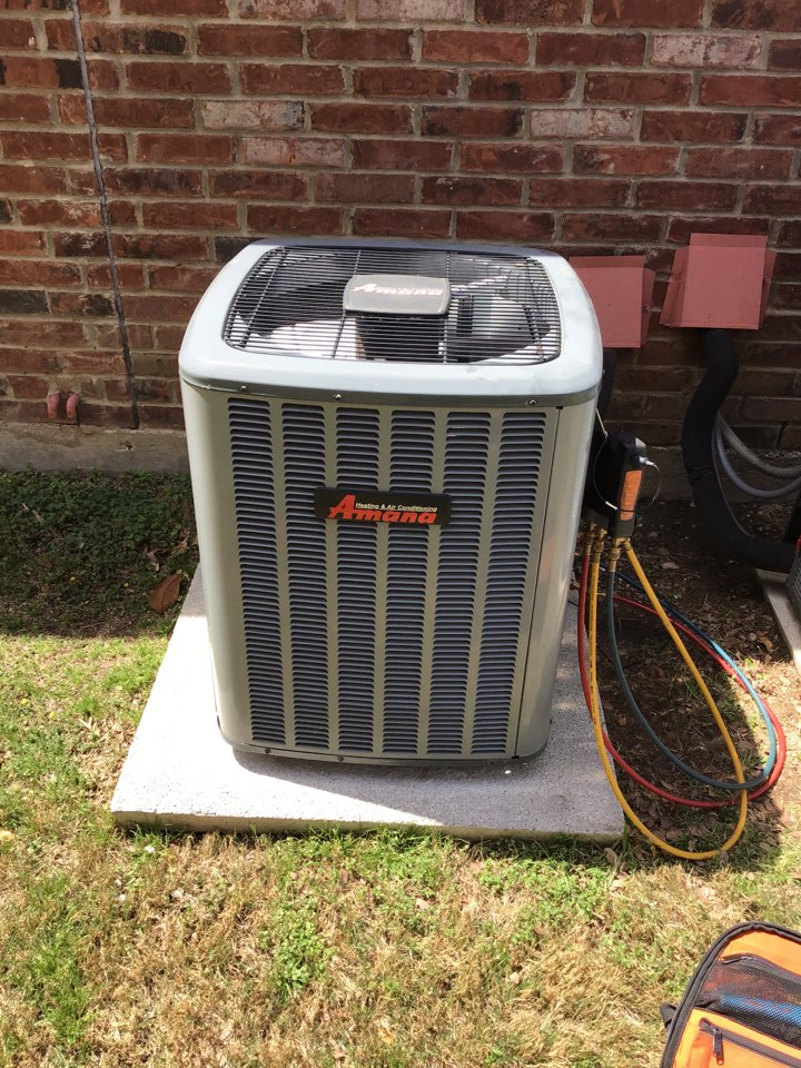 Frisco, TX - Air conditioning maintenance, AC maintenance, AC tune up, air conditioning company, coil cleaning
