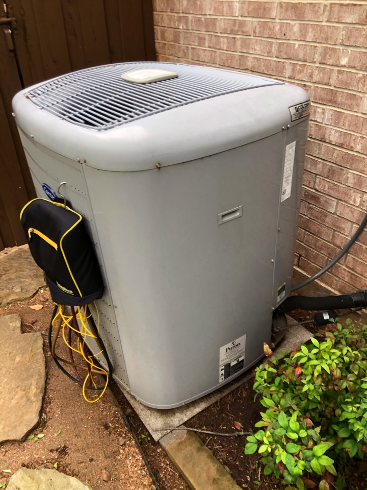 Highland Village, TX - 3 CARRIER AC maintenance