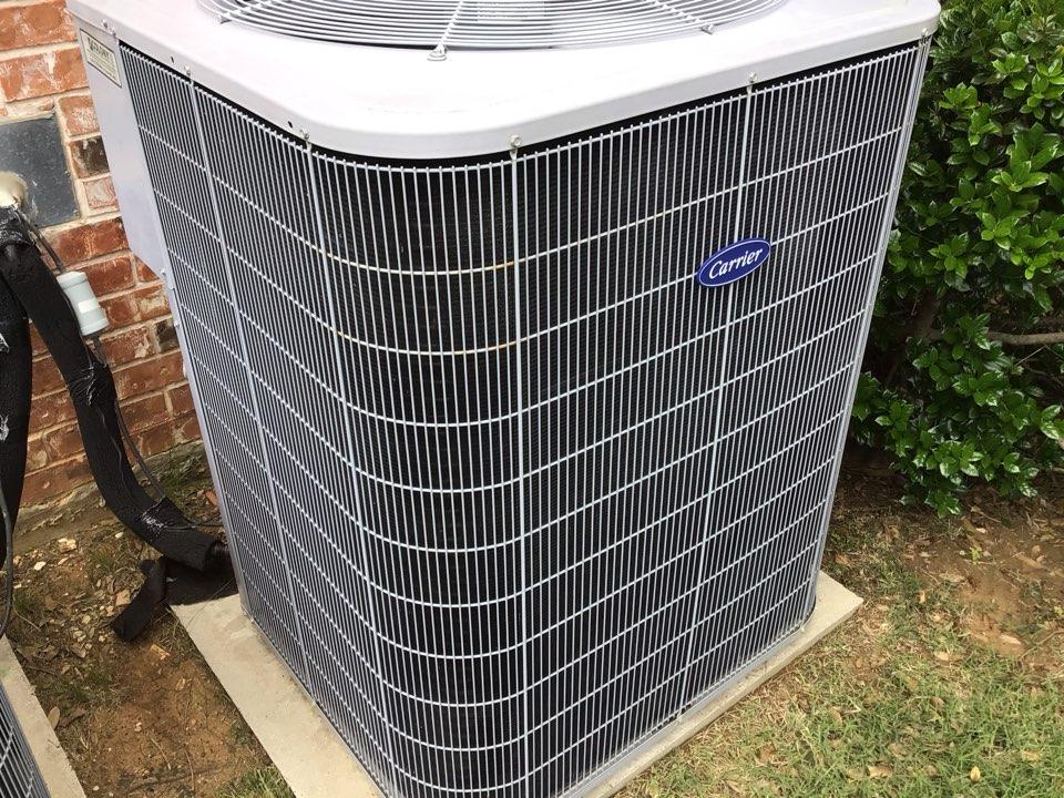 Flower Mound, TX - Annual Air Conditioning Maintenance