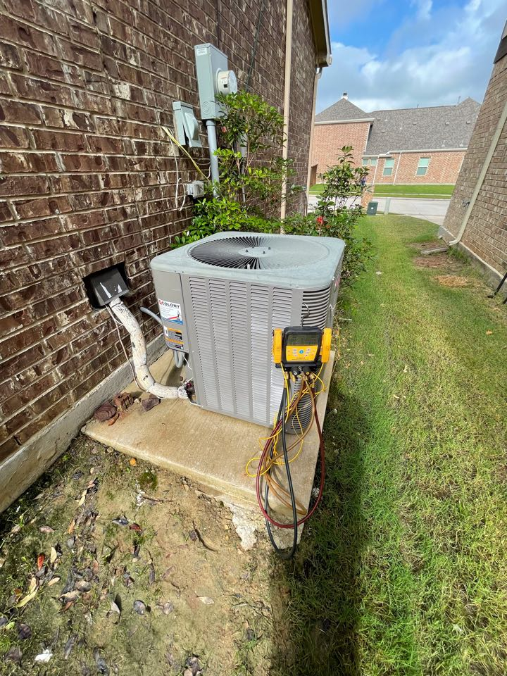 Little Elm, TX - Lennox AC maintenance