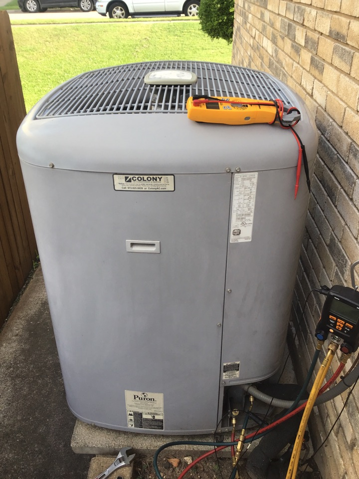 The Colony, TX - Air conditioning maintenance, AC maintenance, AC tune up, air conditioning company, coil cleaning