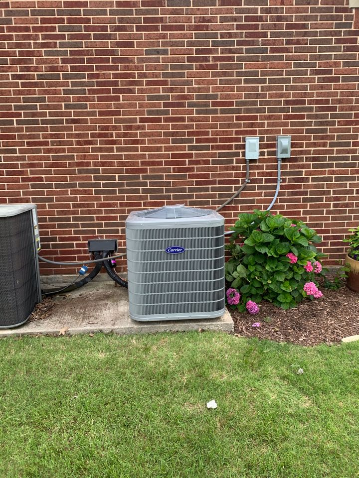 Lewisville, TX - New Carrier complete system install