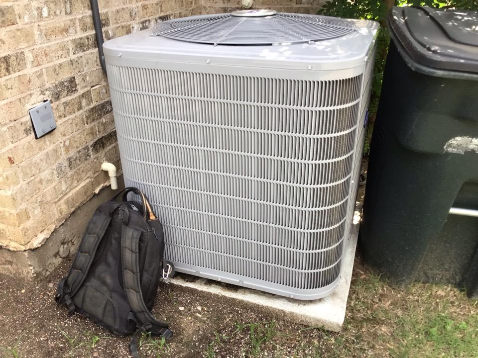 Frisco, TX - Air Conditioning Maintenance
