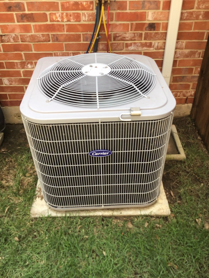 Flower Mound, TX - Air conditioning maintenance, AC maintenance, AC tune up, air conditioning company, coil cleaning