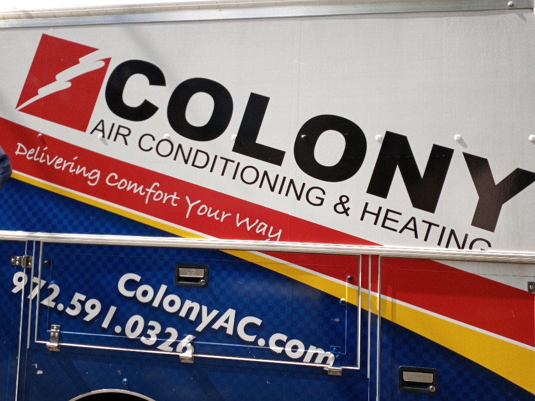 Coppell, TX - New coil installation