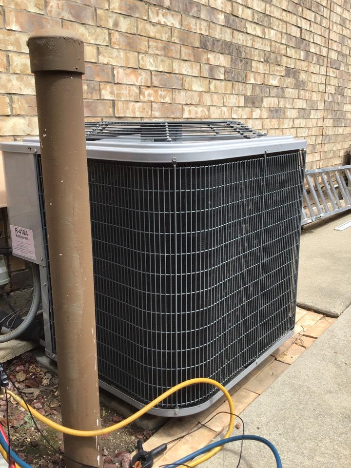 Prosper, TX - Air conditioning maintenance