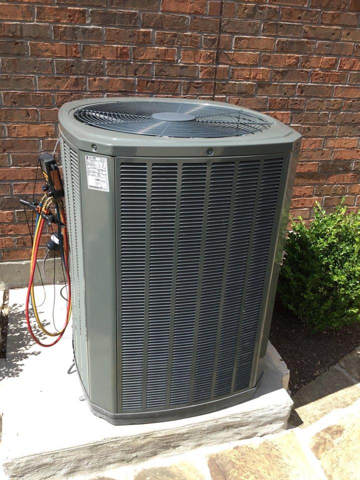 McKinney, TX - Air conditioning maintenance