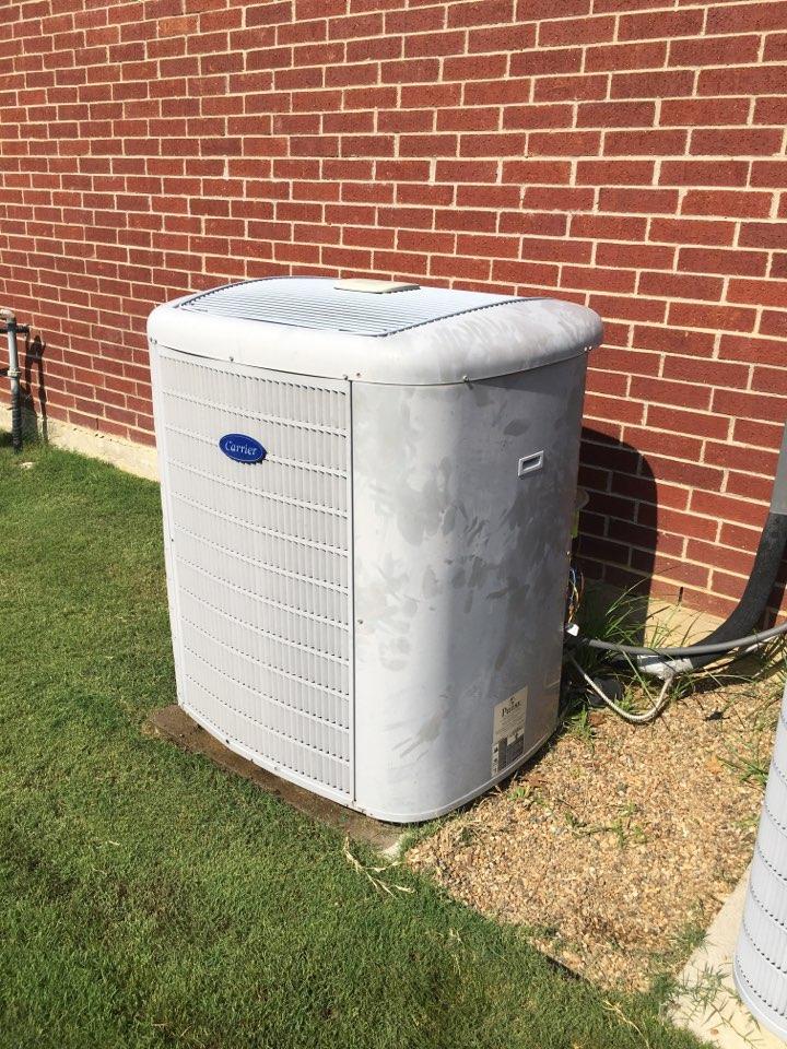 Flower Mound, TX - Air conditioning repair Flower Mound.