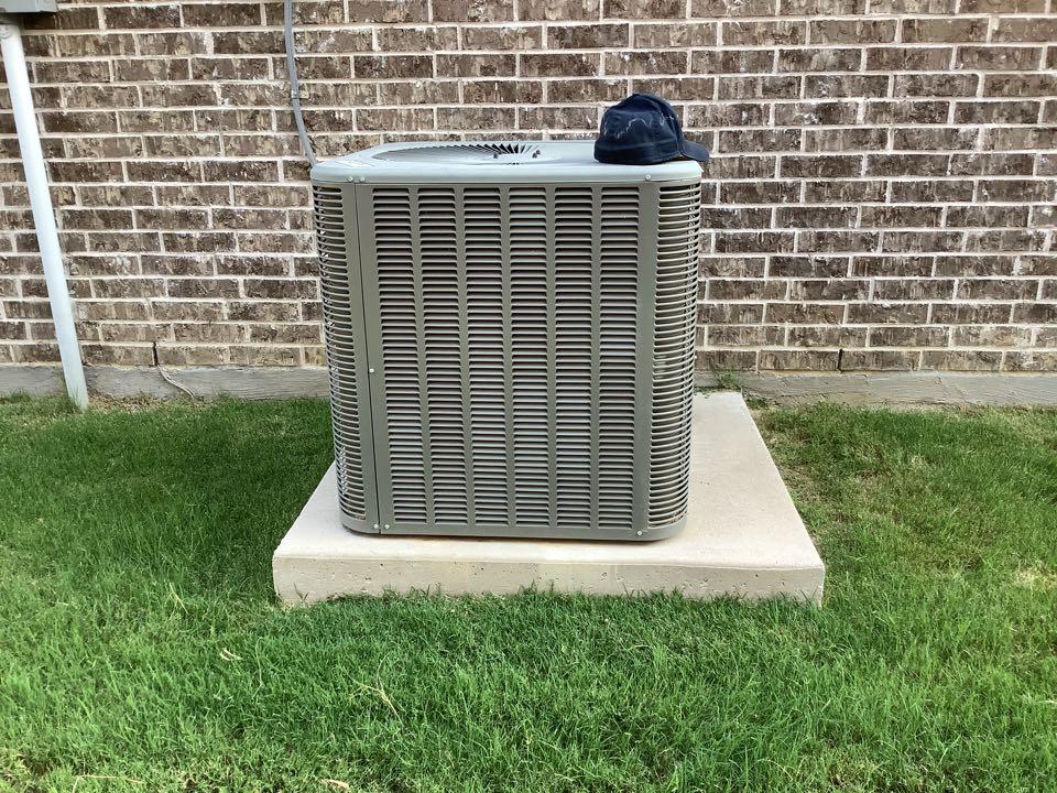 Allen, TX - Air Conditioning Maintenance
