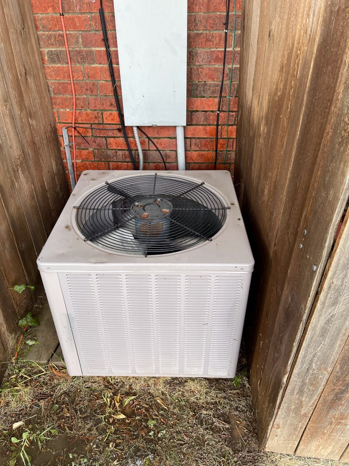 Coppell, TX - Rheem AC maintenance