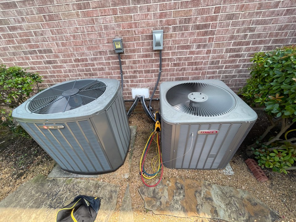 Coppell, TX - 2 system AC maintenance