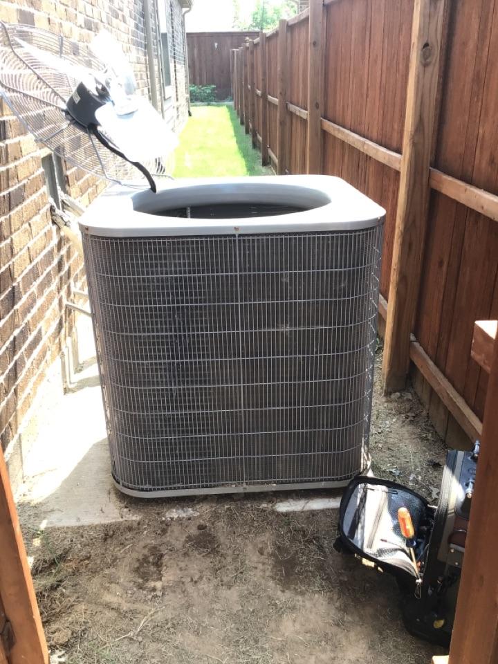 McKinney, TX - Air conditioning repair in McKinney.