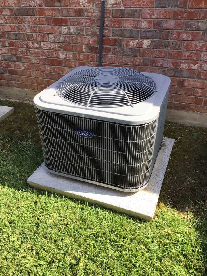 Dallas, TX - Performing a cooling tune up on three Carrier systems