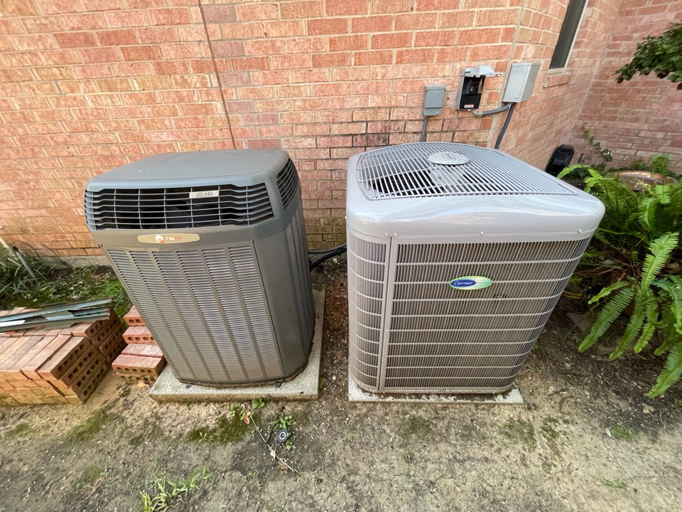 Coppell, TX - CARRIER infinity AC maintenance