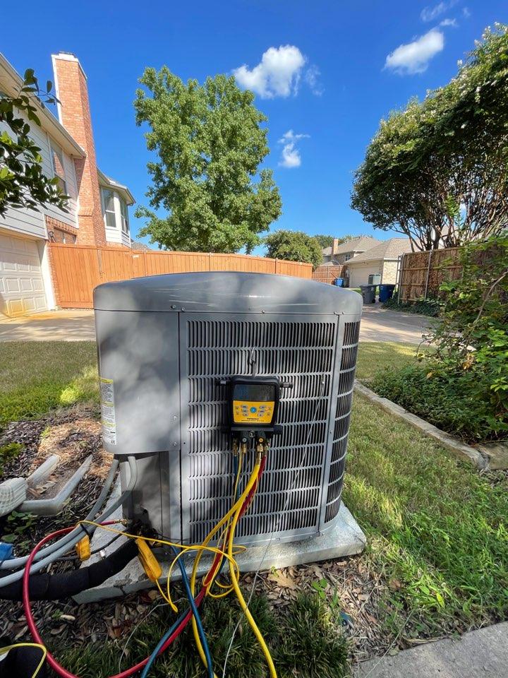 Dallas, TX - CARRIER infinity AC maintenance