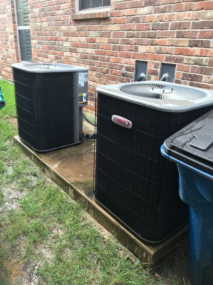 Lewisville, TX - Air conditioning tuneups in Lewisville, Lennox systems