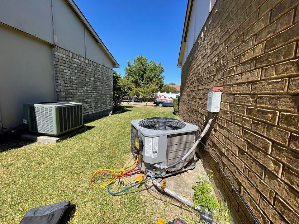 The Colony, TX - AC maintenance