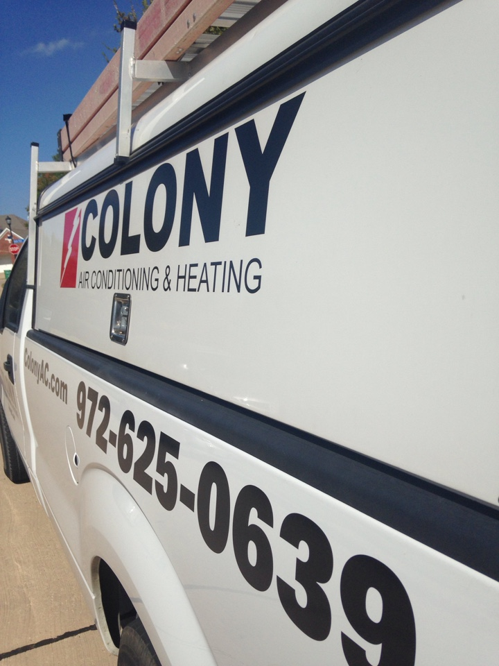 McKinney, TX - I did a cooling repair on this ac that was not cooling here in McKinney