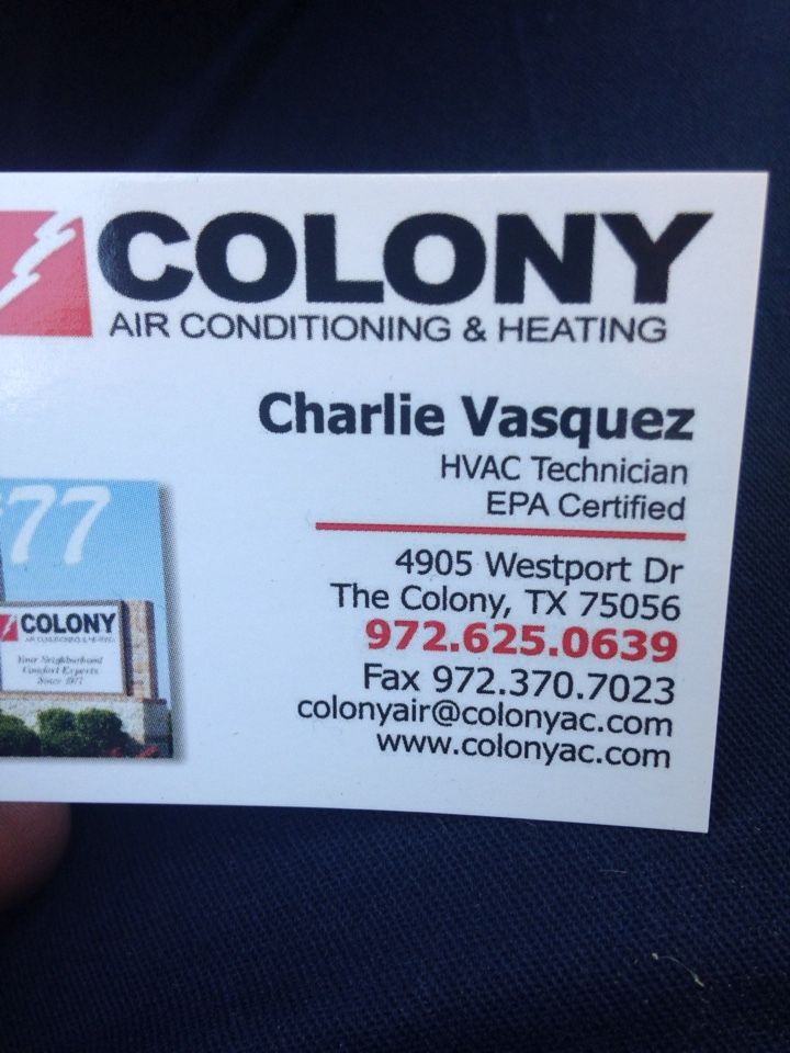 Mckinney, TX - Air conditioning System not cooling here in McKinney.  I made an ac repair and now checks good.