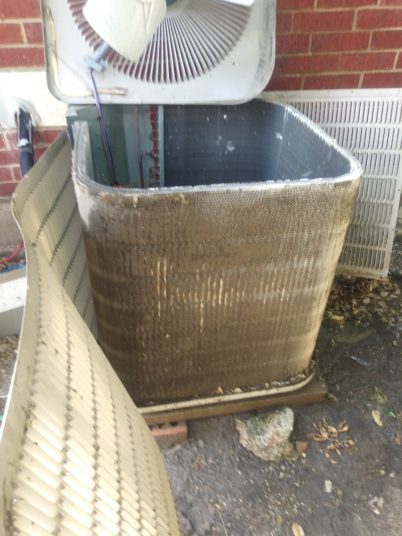 The Colony, TX - No cooling Drity Coil cleaning