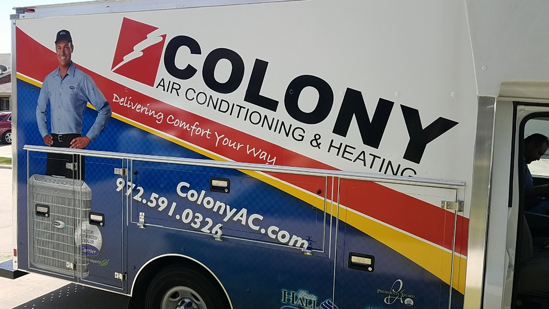 Little Elm, TX - air conditioning installation today in Little Elm.