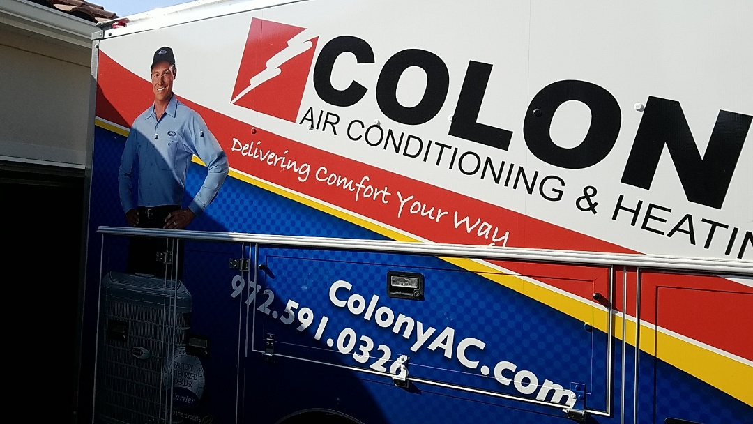 Plano, TX - air conditioning and heating equipment replacement installation.