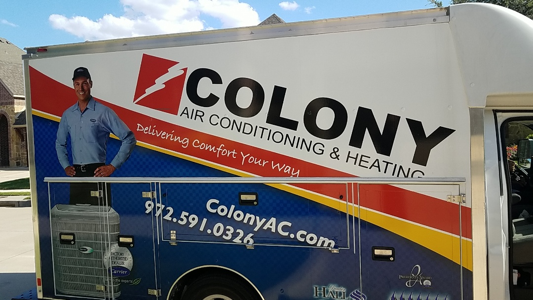 Allen, TX - E coil change out
