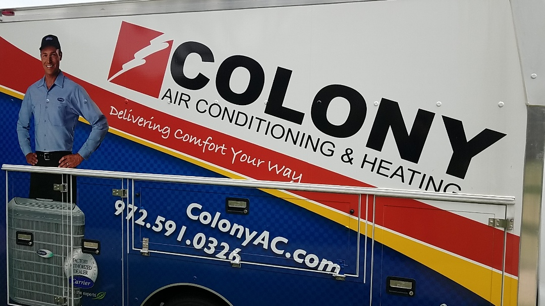 Carrollton, TX - air conditioning equipment installation and Ecoil change out.