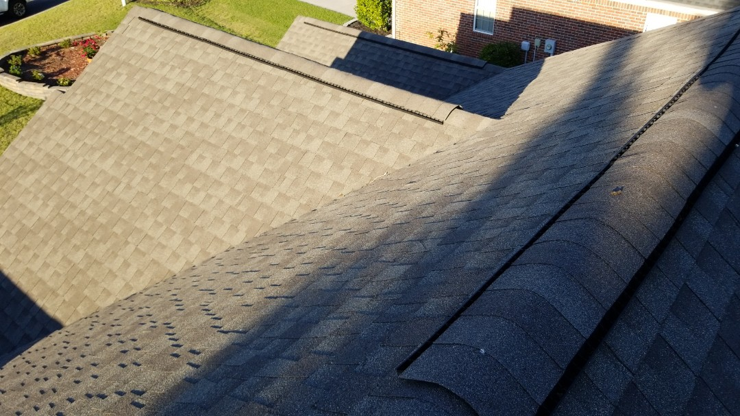 Augusta, GA - Doing a 3 year check up on a roof replacement done in 2016 paid by the insurance