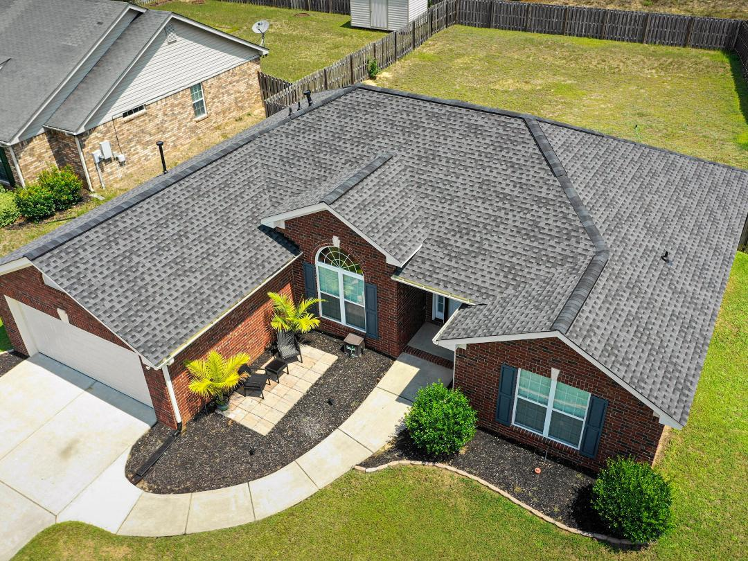 Hephzibah, GA - US Roofing LLC was able to completely replace my roof and my insurance paid for absolutely everything