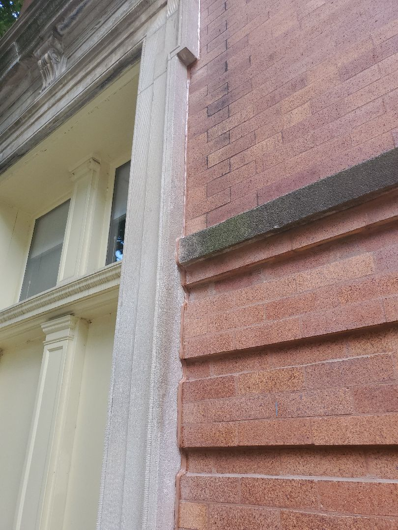 Chicago, IL - Caulking replace call NSBW for any masonry repairs