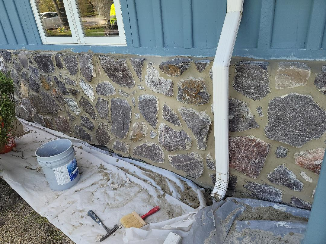Northbrook, IL - New TuckPointing  Call North Shore Brick for a free estimate.