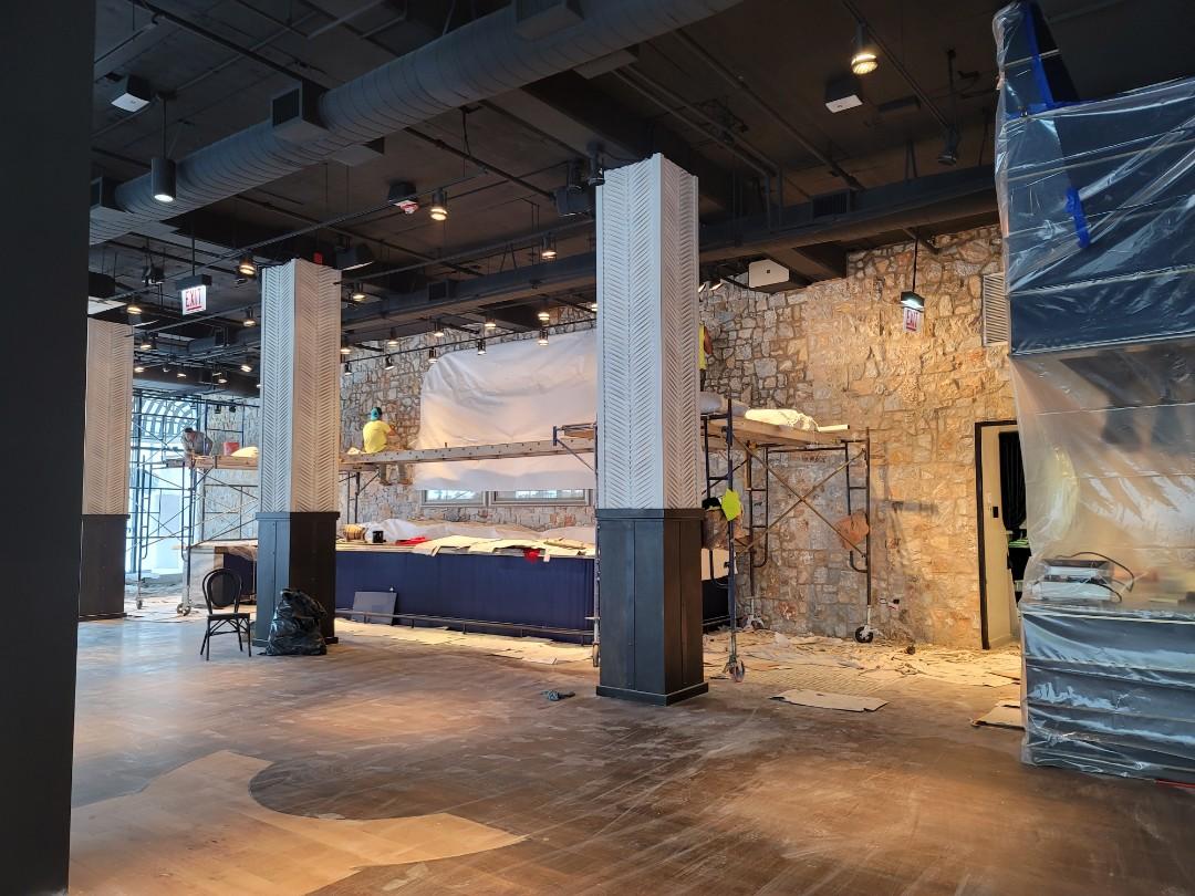 Chicago, IL - Facade installation by North Shore Brick