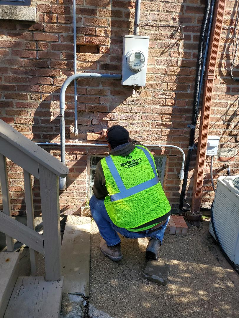 Chicago, IL - Replacement of deteriorate bricks call NSBW for any masonry