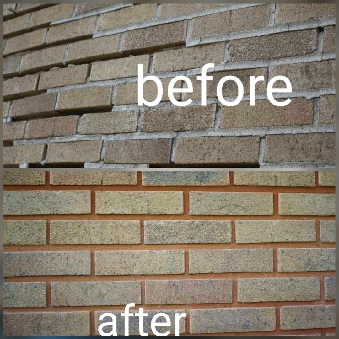 We are experts on tuckpointing make your home look nice again call NSBW for free estimates