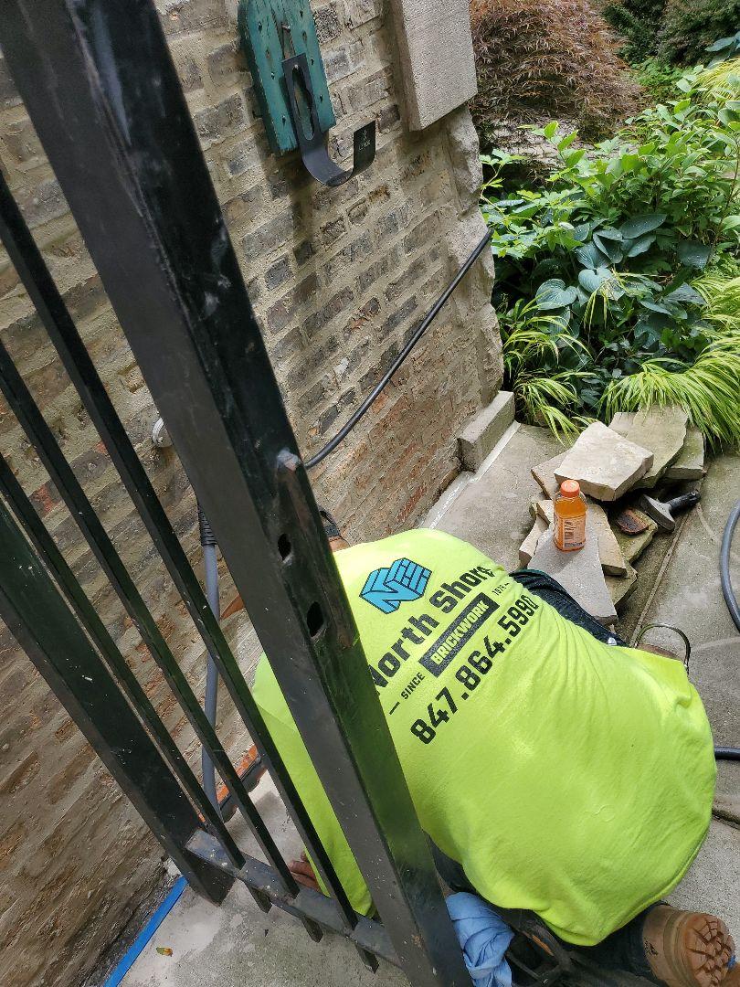 Quality work on caulking call NSBW for any masonry and caulk repair