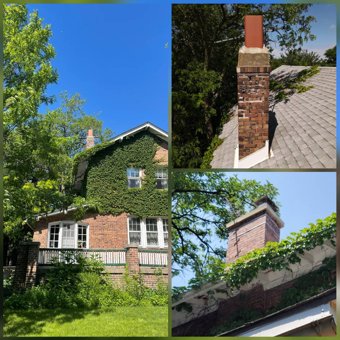 Another job for NSBW call for all chimneys repair