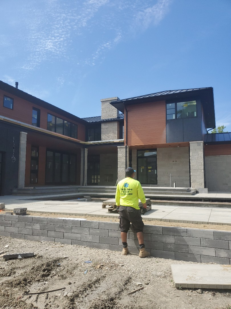 Park Ridge, IL - Another job done by NSBW call for any masonry needs