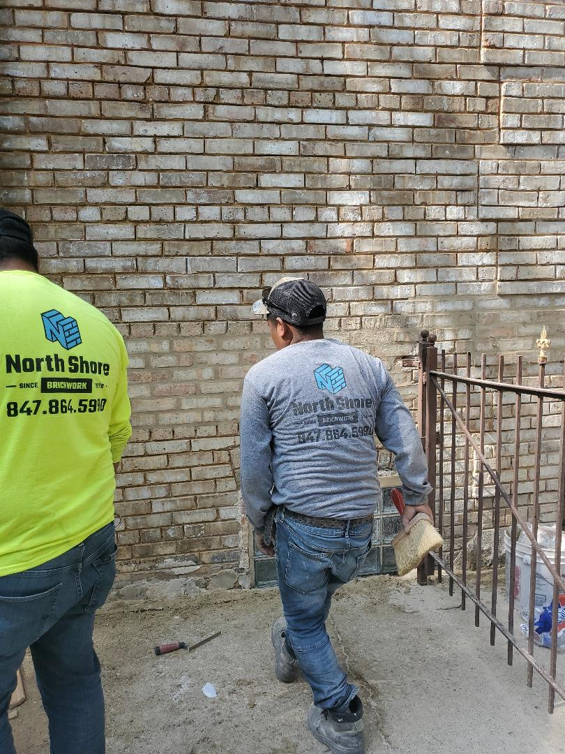 Park Ridge, IL - Quality service on tuckpointing make your home beautiful NSBW again call