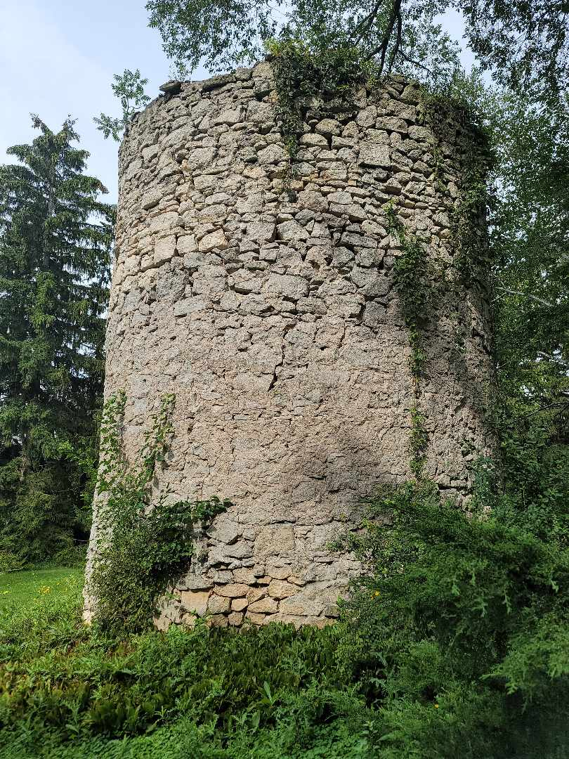 Restoration on 117 years old silo call NSBW for any masonry repairs